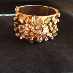 Kate Spade Gold Bracelet Cuff